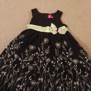 Other - Girls adorable classy black dress!
